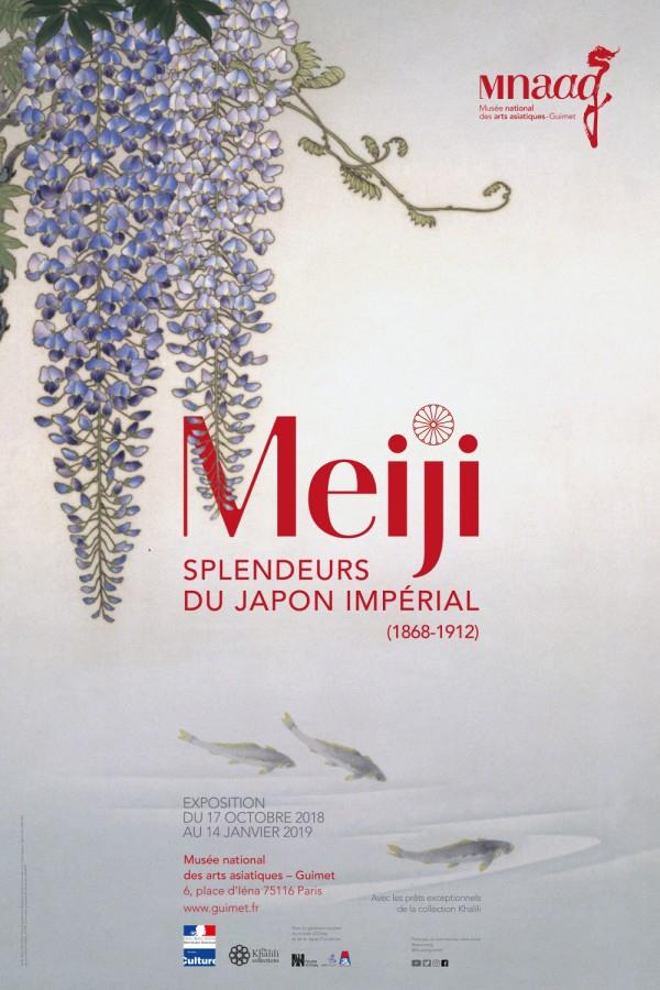 Affiche Meiji, Splendeurs du Japon impérial